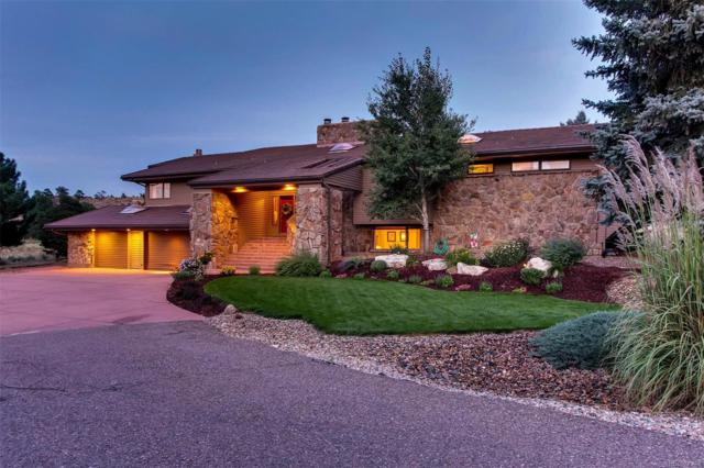 6450 Willow Broom Trail, Littleton, CO 80125 (#8178751) :: The Peak Properties Group