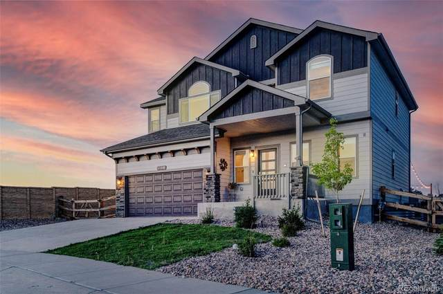 17995 White Marble Drive, Monument, CO 80132 (#8180006) :: The Colorado Foothills Team   Berkshire Hathaway Elevated Living Real Estate