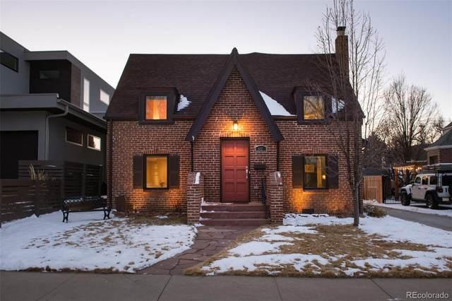 651 Dexter Street, Denver, CO 80220 (MLS #8180716) :: The Sam Biller Home Team