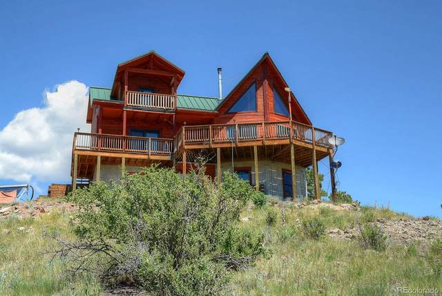 396 Eagle Nest Trail, Guffey, CO 80820 (#8182693) :: Sultan Newman Group