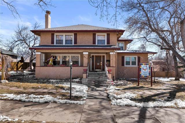 311 N Logan Avenue, Colorado Springs, CO 80909 (#8182970) :: Mile High Luxury Real Estate
