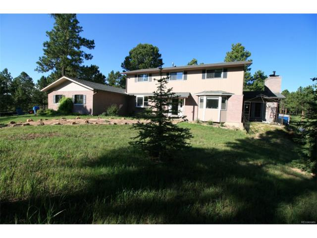 15020 W Coachman Drive, Colorado Springs, CO 80908 (MLS #8183422) :: 8z Real Estate