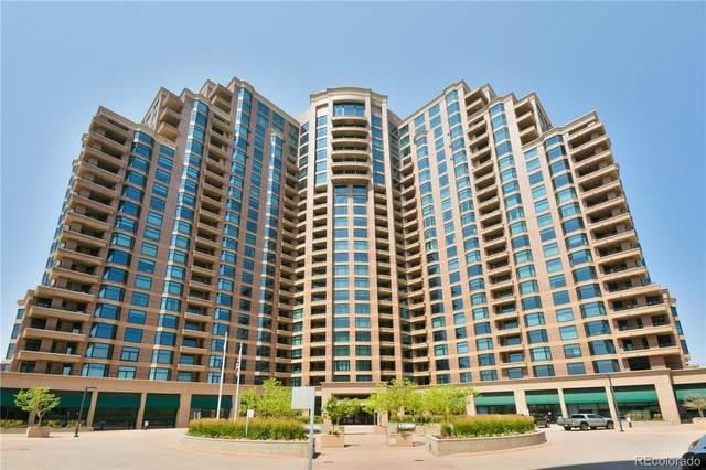 8100 E Union Avenue #510, Denver, CO 80237 (#8185241) :: Finch & Gable Real Estate Co.