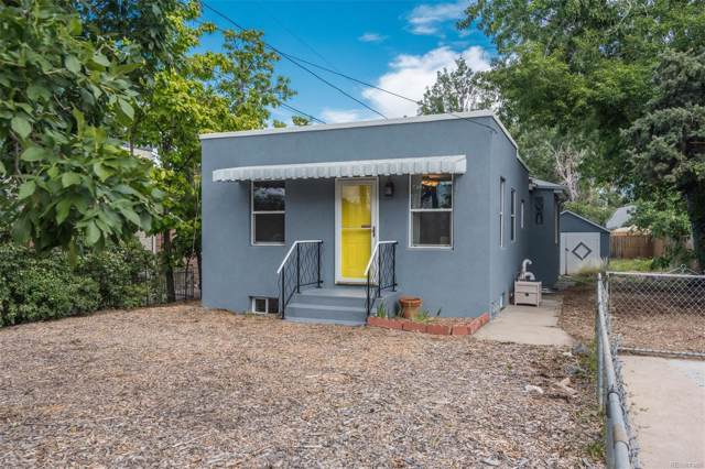5510 Clay Street, Denver, CO 80221 (#8187180) :: The Heyl Group at Keller Williams