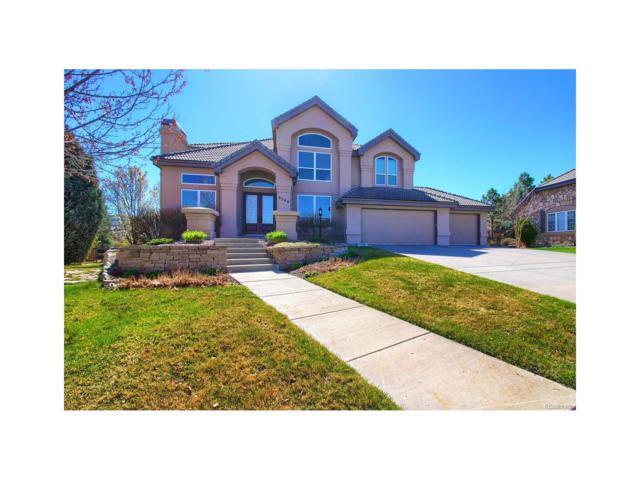 9589 E Hidden Hill Lane, Lone Tree, CO 80124 (MLS #8187819) :: 8z Real Estate