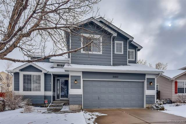21853 E Powers Drive, Centennial, CO 80015 (#8188803) :: Finch & Gable Real Estate Co.
