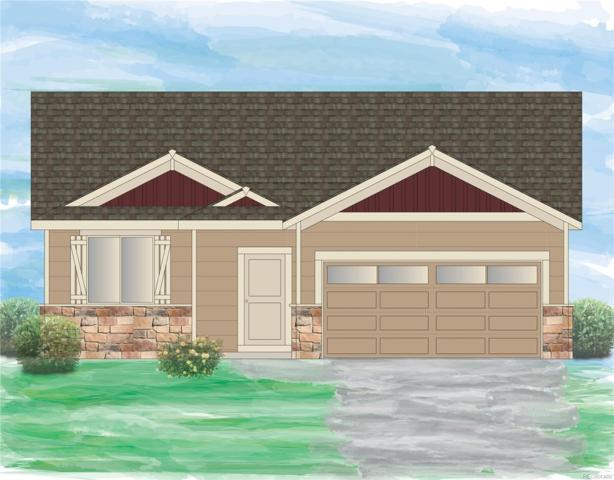 10317 W 11th Street, Greeley, CO 80634 (#8192282) :: The Peak Properties Group