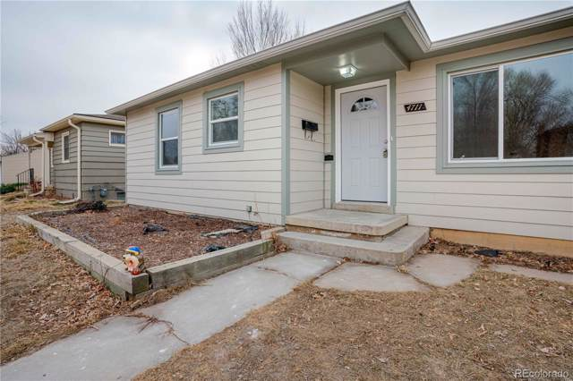 4711 S Clarkson Street, Englewood, CO 80113 (#8192486) :: Bring Home Denver with Keller Williams Downtown Realty LLC