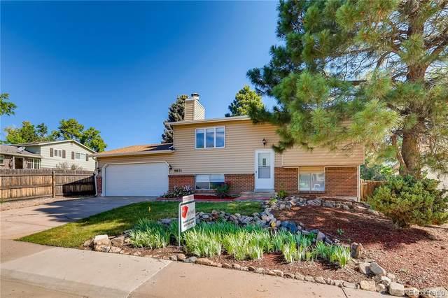 9871 W Polk Drive, Littleton, CO 80123 (#8195073) :: Berkshire Hathaway HomeServices Innovative Real Estate