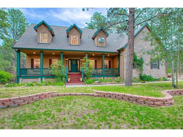 18025 Archers Drive, Monument, CO 80132 (MLS #8196586) :: 8z Real Estate