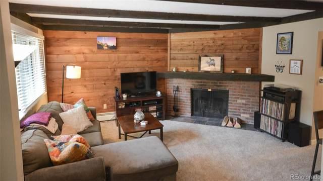 311 S High Street #109, Breckenridge, CO 80424 (MLS #8197516) :: 8z Real Estate
