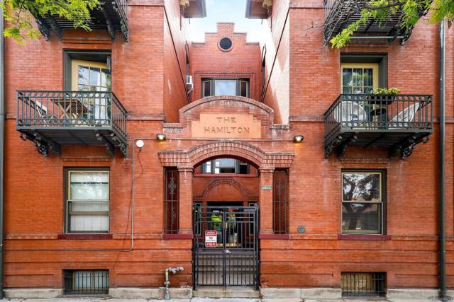 1475 N Humboldt Street #18, Denver, CO 80218 (#8198076) :: Mile High Luxury Real Estate