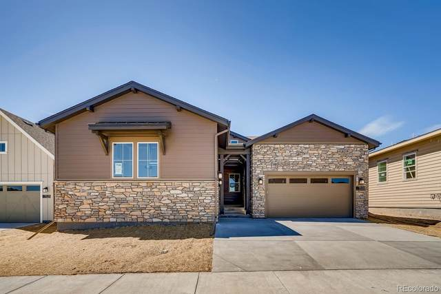 7133 Bellcove Trail, Castle Pines, CO 80108 (MLS #8201657) :: 8z Real Estate
