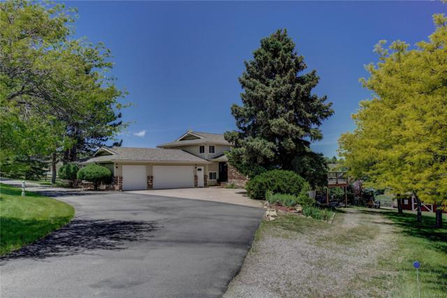 7601 W Trail South Drive, Littleton, CO 80125 (MLS #8206148) :: Bliss Realty Group