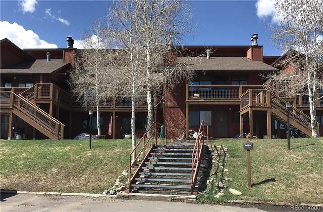 23800 County Road 16 #502, Oak Creek, CO 80467 (#8207617) :: Briggs American Properties