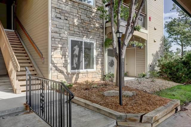 7349 S Alkire Street #105, Littleton, CO 80127 (MLS #8209965) :: Keller Williams Realty