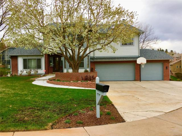 2636 S Jay Court, Lakewood, CO 80227 (#8210105) :: Compass Colorado Realty