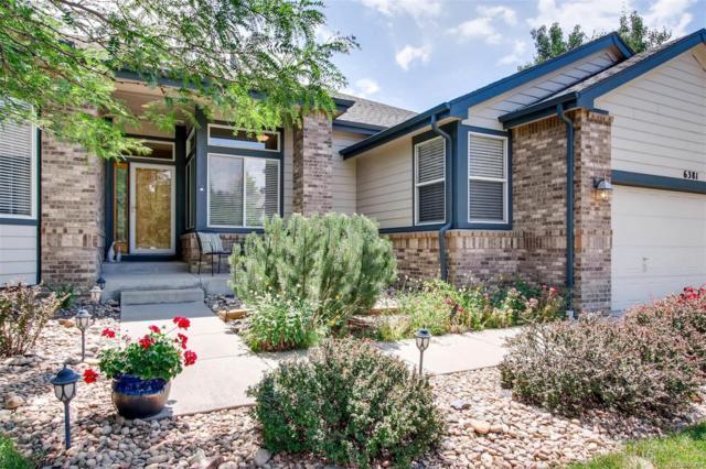 6381 Wier Way, Arvada, CO 80403 (MLS #8210514) :: 8z Real Estate