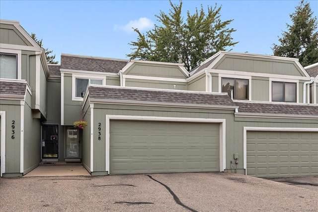 2938 S Parker Court, Aurora, CO 80014 (MLS #8211171) :: 8z Real Estate