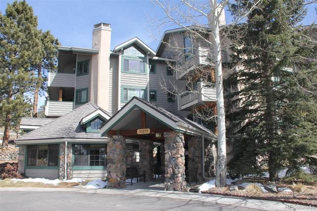 31819 Rocky Village Drive #218, Evergreen, CO 80439 (#8212451) :: Briggs American Properties