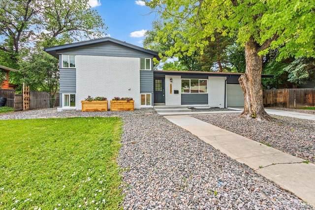 6029 Oak Street, Arvada, CO 80004 (#8214792) :: The Colorado Foothills Team | Berkshire Hathaway Elevated Living Real Estate