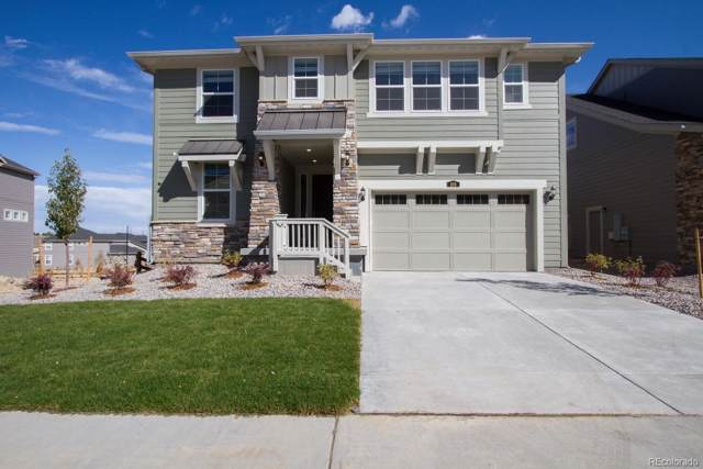 169 Green Fee Circle, Castle Pines, CO 80108 (MLS #8215399) :: 8z Real Estate