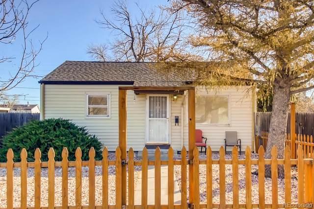 1272 S Osceola Street, Denver, CO 80219 (MLS #8217618) :: Neuhaus Real Estate, Inc.
