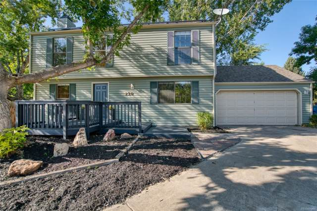 130 W Sycamore Lane, Louisville, CO 80027 (MLS #8219369) :: 8z Real Estate