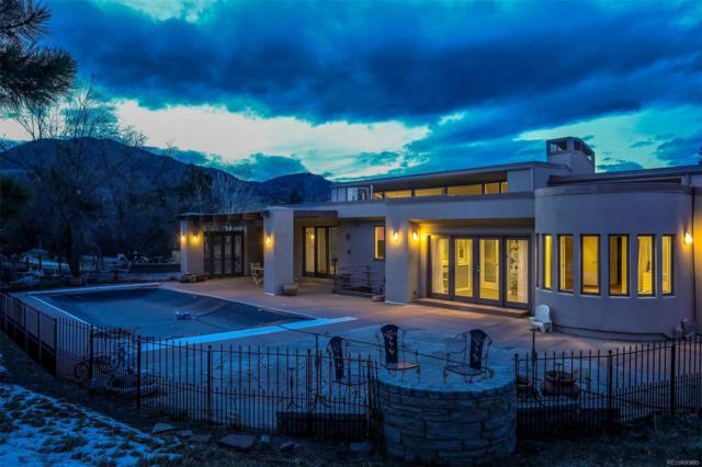 6174 Meadowbrook Drive, Morrison, CO 80465 (#8221232) :: The DeGrood Team