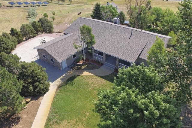 5462 S Coolidge Court, Aurora, CO 80016 (#8224007) :: The Peak Properties Group