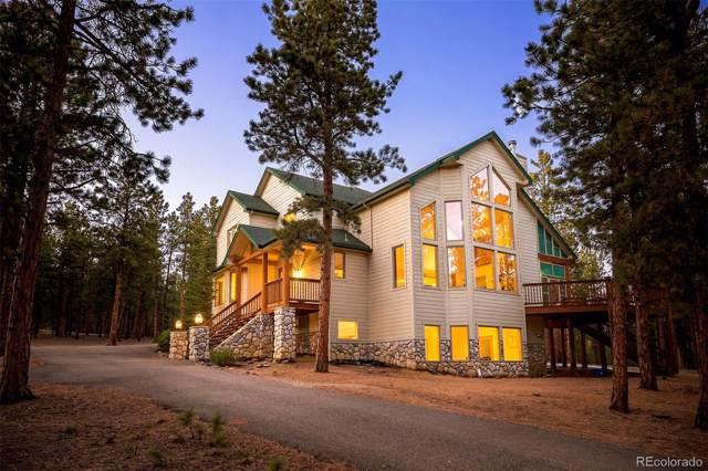 1734 Mount Evans Boulevard, Pine, CO 80470 (MLS #8224724) :: Colorado Real Estate : The Space Agency