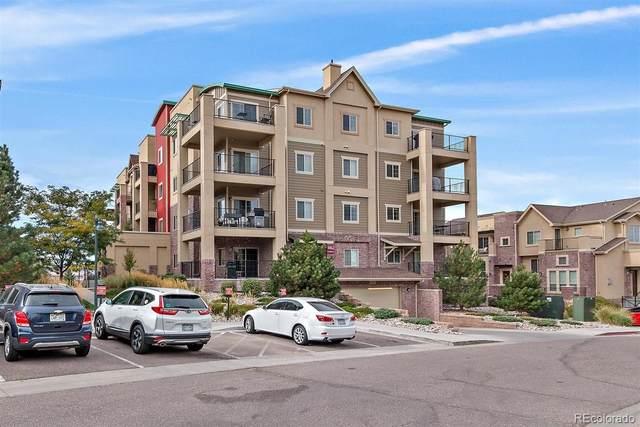 1062 Rockhurst Drive #208, Highlands Ranch, CO 80129 (#8225216) :: Real Estate Professionals