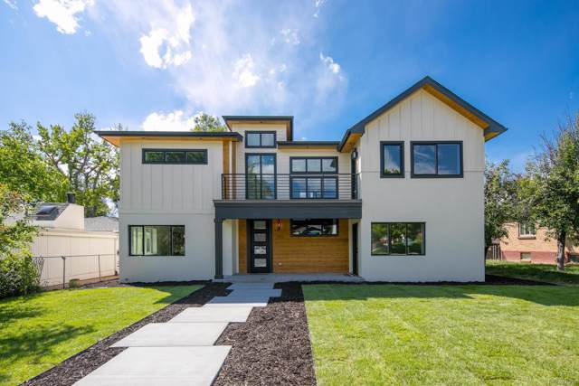 1155 Forest Street, Denver, CO 80220 (MLS #8229878) :: The Space Agency - Northern Colorado Team