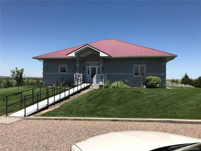 6324 County Road 24, Sedgwick, CO 80749 (#8235305) :: The Griffith Home Team