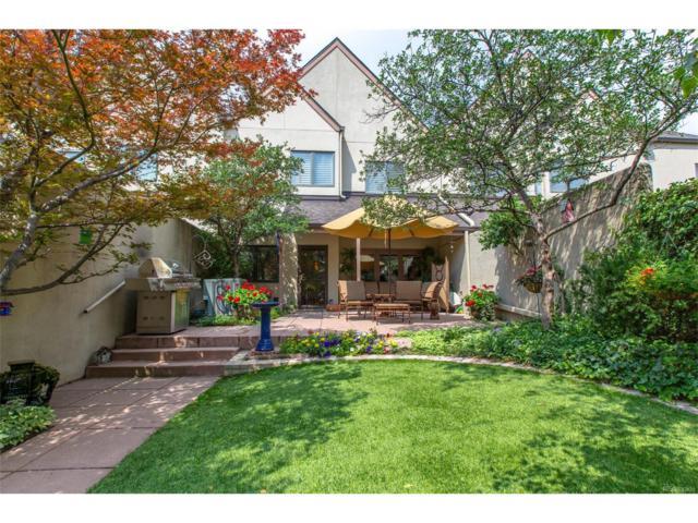 274 Adams Street, Denver, CO 80206 (MLS #8235360) :: 8z Real Estate