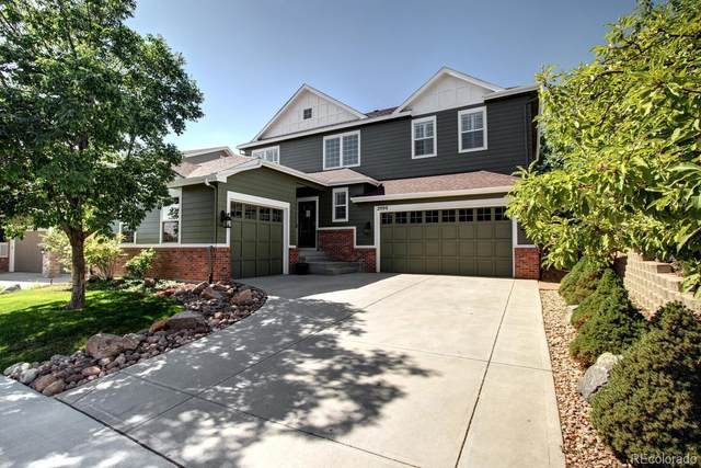 2990 Newbury Court, Highlands Ranch, CO 80126 (#8236029) :: The Brokerage Group