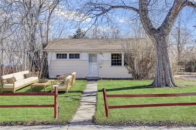 1660 S Wolcott Court, Denver, CO 80219 (MLS #8236441) :: 8z Real Estate