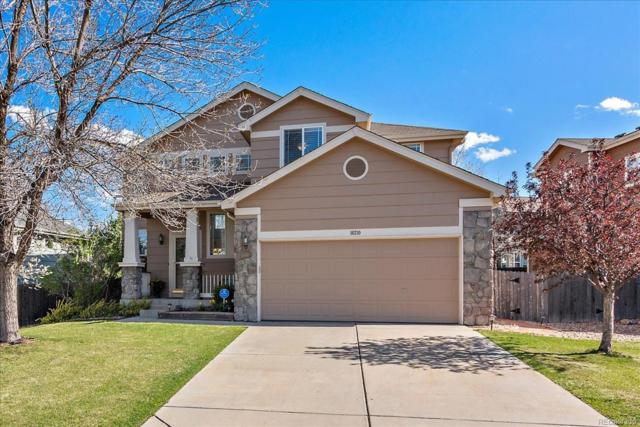 16210 Martingale Drive, Parker, CO 80134 (#8239883) :: The Healey Group