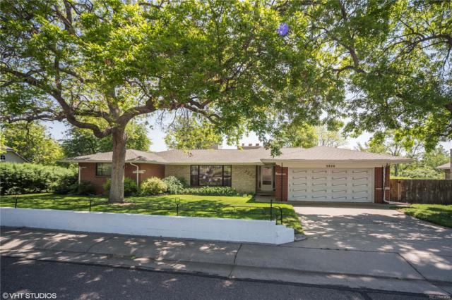 3820 Routt Street, Wheat Ridge, CO 80033 (#8241308) :: Bring Home Denver with Keller Williams Downtown Realty LLC