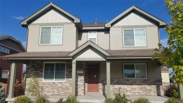6279 N Fundy Street, Aurora, CO 80019 (#8244036) :: The HomeSmiths Team - Keller Williams