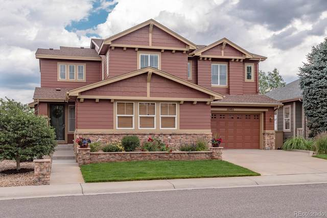 10995 Glengate Circle, Highlands Ranch, CO 80130 (#8244549) :: The Colorado Foothills Team | Berkshire Hathaway Elevated Living Real Estate