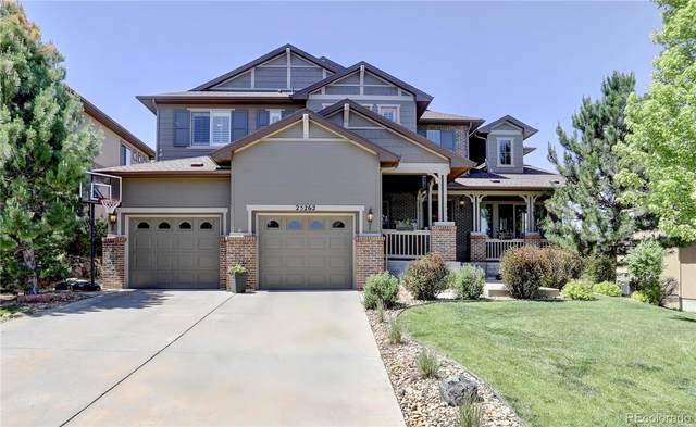 25262 E Glasgow Place, Aurora, CO 80016 (MLS #8244911) :: 8z Real Estate