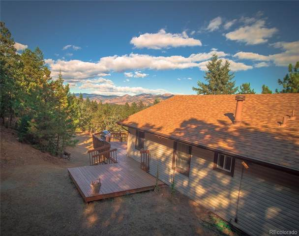 30392 Pine Crest Drive, Evergreen, CO 80439 (MLS #8246626) :: 8z Real Estate