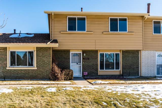 12608 E Kansas Place, Aurora, CO 80012 (#8246655) :: The Peak Properties Group