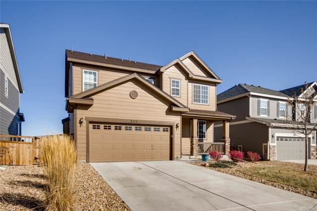7351 Oasis Drive, Castle Rock, CO 80108 (#8248022) :: The Heyl Group at Keller Williams