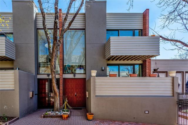 2450 E 5th Avenue H, Denver, CO 80206 (MLS #8249595) :: 8z Real Estate