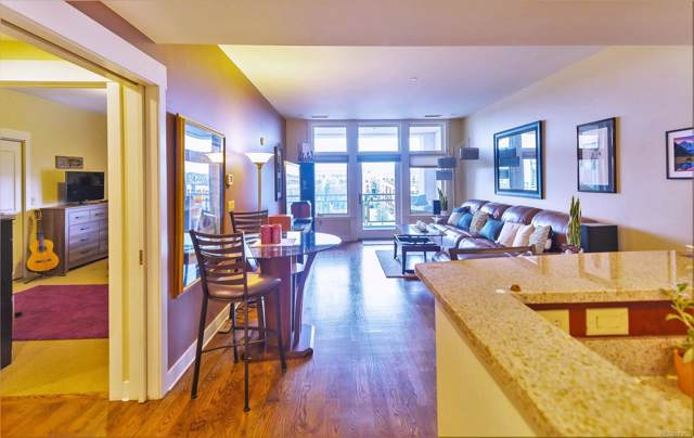 7220 W Bonfils Lane #406, Lakewood, CO 80226 (MLS #8249907) :: 8z Real Estate