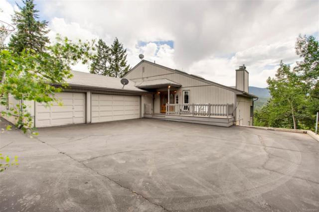 8765 Armadillo Trail, Evergreen, CO 80439 (#8249983) :: Structure CO Group