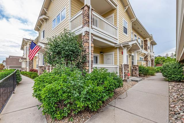 9441 Ashbury Circle #201, Parker, CO 80134 (#8253654) :: My Home Team