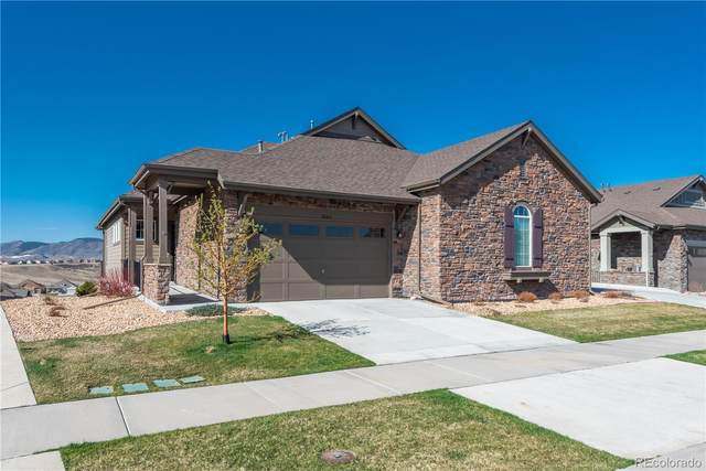 16426 W 85th Lane A, Arvada, CO 80007 (#8254904) :: Finch & Gable Real Estate Co.